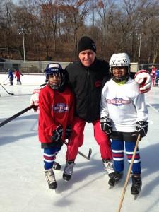 Pertti Hasanen Hockey In Harlem